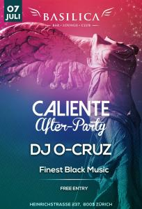 CALIENTE AFTER PARTY 2018