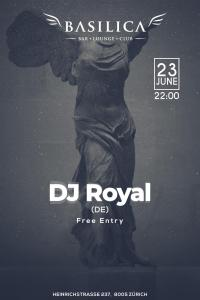 dj royal