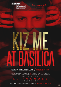kizomba at basilica vertical
